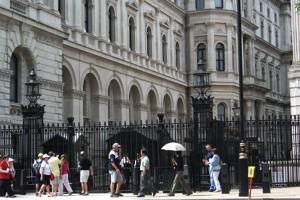 Даунинг Стрит (Downing Street)