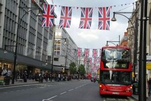 Оксфорд Стрит (Oxford Street)